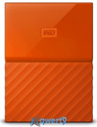 WD 2.5 USB 3.0 3TB My Passport Orange (WDBYFT0030BOR-WESN)