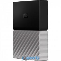 WD 2.5 USB 3.0 3TB My Passport Ultra Gray (WDBFKT0030BGY-WESN)