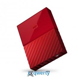 WD 2.5 USB 3.0 4TB My Passport Red (WDBYFT0040BRD-WESN)