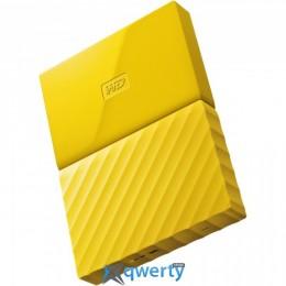 WD 2.5 USB 3.0 4TB My Passport Yellow (WDBYFT0040BYL-WESN)