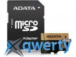 ADATA 32GB microSDHC C10 UHS-I U3 R95/W90MB/s + SD (AUSDH32GXUI3-RA1)