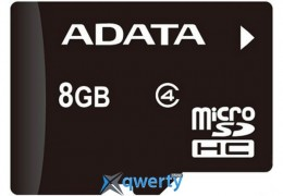 ADATA 8GB microSDHC C4 (AUSDH8GCL4-R)