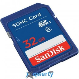 SanDisk 32GB SDHC Class 4 (SDSDB-032G-B35)