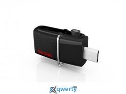 SanDisk 128GB USB 3.0 Ultra Dual Drive OTG Black (SDDD2-128G-GAM46)