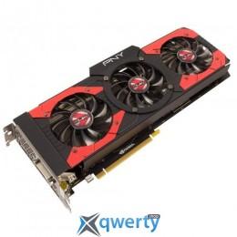 PNY GeForce GTX 1080 XLR8 OC GAMING 8GB (1708/10000Mhz) 256bit GDDR5X (DVI, HDMI, DisplayPort) (KF1080GTXXG8GEPB)
