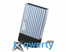 Silicon Power 16GB USB 3.0 Jewel J20 Blue (SP016GBUF3J20V1B)
