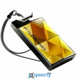 Silicon Power 16GB USB Touch 850 Amber (SP016GBUF2850V1A) купить в Одессе