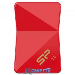 Silicon Power 32GB USB 3.0 Jewel J08 Red (SP032GBUF3J08V1R)