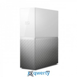 Western Digital My Cloud Home 8TB WDBVXC0080HWT-EESN 3.5 LAN USB 3.0 External