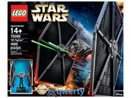 Истребитель TIE Fighter (75095)