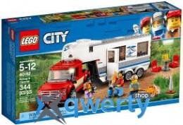LEGO Пикап и фургон 344 детали (60182)