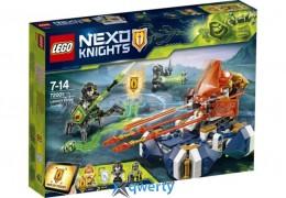 LEGO Подъемная боемашина Ланса 217 деталей (72001)