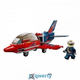 LEGO Самолет на аэрошоу 87 деталей (60177)