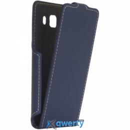 RED POINT для Samsung J5 (2016)/J510 - Flip case (Blue)(6291574)
