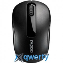 RAPOO Wireless Optical Mouse black (M10)
