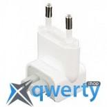 Вилка для блока питания Apple 220V EU Plug в блок EURO