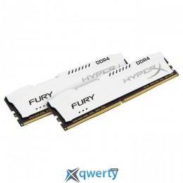 Kingston DDR4-2400 32GB PC4-19200 (2x16) HyperX Fury White (HX424C15FWK2/32)