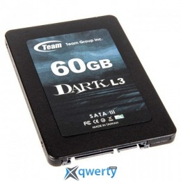 Team Dark L3 60GB 2.5