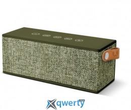 Fresh 'N Rebel Rockbox Brick XL Fabriq Edition Bluetooth Speaker Army (1RB5500AR)