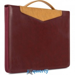 Moshi Codex 13 Carrying Case Burgundy Red (99MO093321)