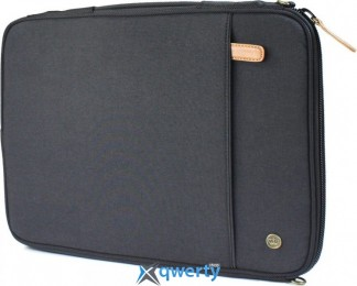 PKG LS01 Laptop Sleeve Black 13 (LS01-13-DRI-BLK)