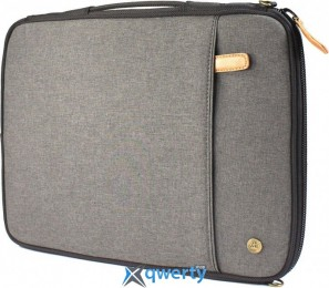PKG LS01 Laptop Sleeve Dark Grey 13 (LS01-13-DRI-DRGY)