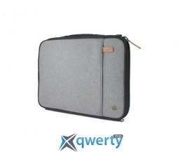 PKG LS01 Laptop Sleeve Light Grey 13 (LS01-13-DRI-LGRY)