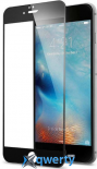 XO FD1 3D Curved Surface Full Screen Tempered Glass 0,26 mm Black for iPhone 6 Plus/6S Plus