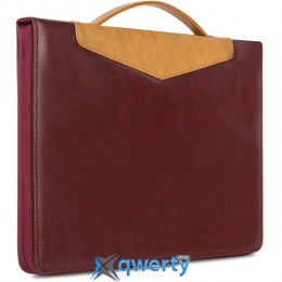 Moshi Codex 15 Carrying Case Burgundy Red (99MO093322)