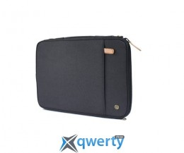PKG LS01 Laptop Sleeve Black 15 (LS01-15-DRI-BLK)