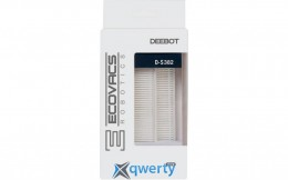 ECOVACS High Efficiency Filters for DEEBOT R95,96,98 (D-S382)