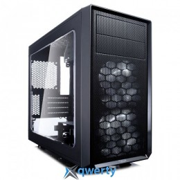 Fractal Design Focus G Mini Window Black (FD-CA-FOCUS-MINI-BK-W)