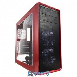 Fractal Design Focus G Window Red (FD-CA-FOCUS-RD-W) Mystic Red