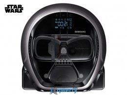 SAMSUNG POWERBOT VR7000 DARTH VADER EDITION STAR WARS