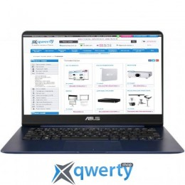 Asus ZenBook UX430UN (UX430UN-GV027T) (90NB0GH5-M00570) Blue Metal