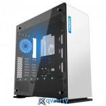 GameMax VEGA TEMPERED GLASS WHITE