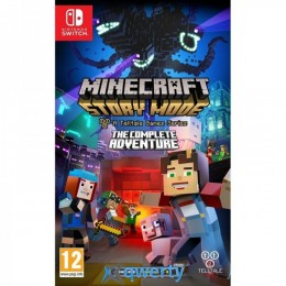 Minecraft Story Mode (Switch)