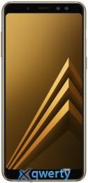 Samsung Galaxy SM-A730F Galaxy A8 Plus Duos ZDD (gold) SM-A730FZDDSEK