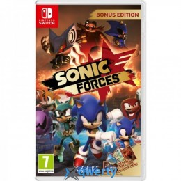 Sonic Forces Bonus Edition (Switch)