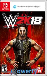 WWE 2K18 (Switch)