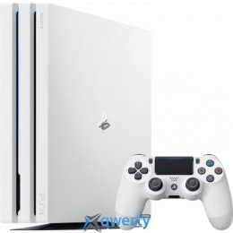 Sony PlayStation 4 Pro 1Tb White (CUH-7108)