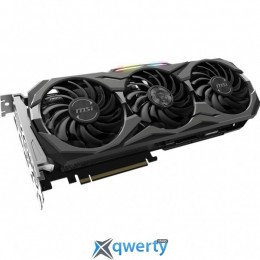 MSI GeForce RTX 2080 Ti 11GB GDDR6 (352bit) (1350/14000) (HDMI, DisplayPort, USB Type-C) (RTX 2080 Ti DUKE 11G OC)