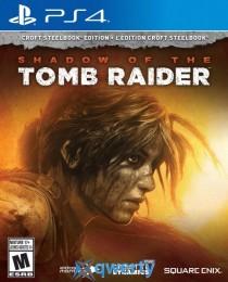 Shadow of the Tomb Raider Croft Edition PS4 (русская версия)