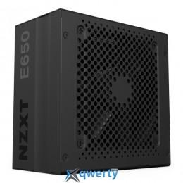 NZXT Power Supply E650 650W Black (NP-1PM-E650A-EU)