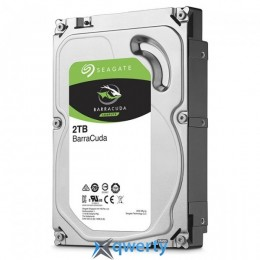 SEAGATE Barracuda 2TB SATA/256MB (ST2000DM008) 3.5