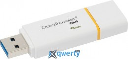 USB3.0 8GB Kingston DataTraveler I G4 (DTIG4/8GB)