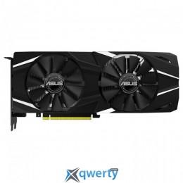 Asus PCI-Ex GeForce RTX 2080 Dual 8GB GDDR6 (256bit) (1515/14000) (1 x HDMI, 3 x DisplayPort, 1 x USB Type-C) (DUAL-RTX2080-A8G)
