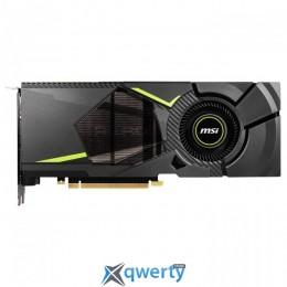 MSI PCI-Ex GeForce RTX 2080 Aero 8GB GDDR6 (256bit) (1515/7000) (USB Type-C, HDMI, 3 x DisplayPort) (GeForce RTX 2080 Aero 8G)