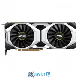 MSI PCI-Ex GeForce RTX 2080 Ventus 8GB GDDR6 (256bit) (1515/7000) (USB Type-C, HDMI, 3 x DisplayPort) (GeForce RTX 2080 Ventus 8G) купить в Одессе