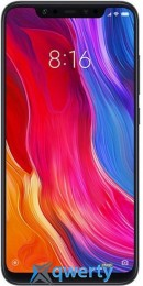 Xiaomi Mi 8 6/128GB (Black) (Global) EU